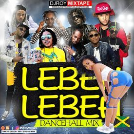 DJ ROY LEBEH LEBEH DANCEHALL MIX 2017