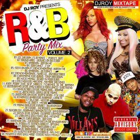 DJ ROY R&B PARTY MIX VOL.2 [DEC 2017]