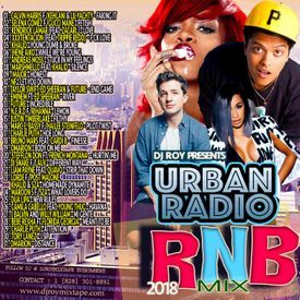 DJ ROY URBAN RADIO RNB MIX 2018 VOL.1