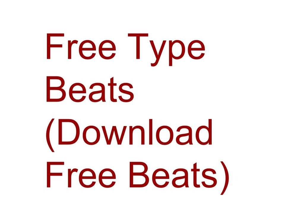 Great freestyle beats