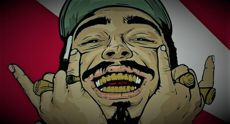 Oldschool Hip-Hop Rap Trap Freestyle Beat Instrumental by