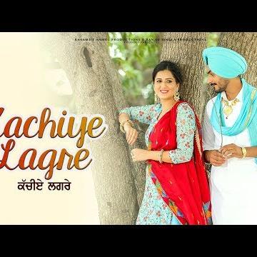 Kachiye Lagre By Sikander Saleem Mannat Noor From Jatt Media