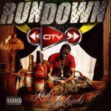 Rundown City Mixtapes - Kush and AppleJacks Cover Art