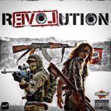 Rundown City Mixtapes - REVOLUTION Cover Art