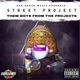 Rundown City Mixtapes - The Street Project  Cover Art