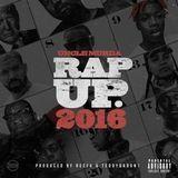 Ryan Foxx - Rap Up Mix Cover Art
