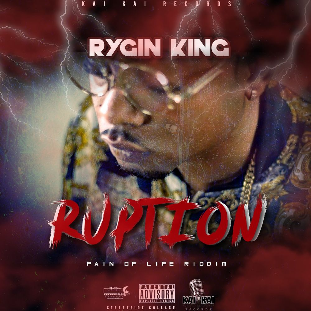 Ruption By Rygin King Listen For Free