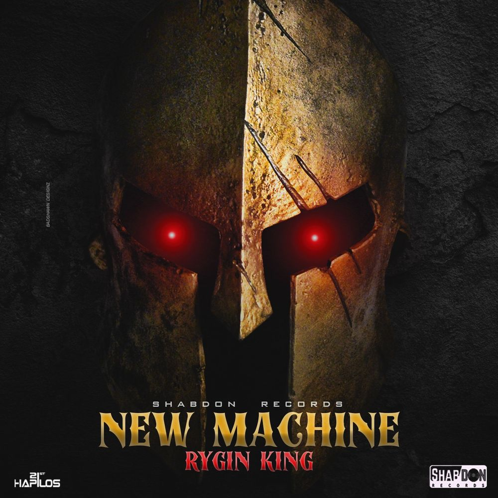 New Machine By Rygin King Listen For Free