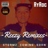 RyRoc - Reezy Remixes: The E.P. Cover Art