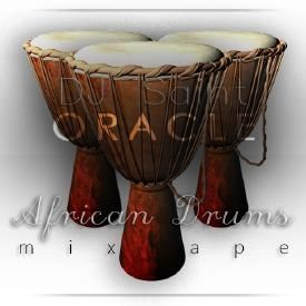 African Drums Mixtape