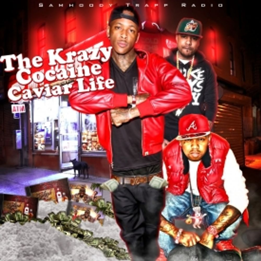 The Krazy Cocaine Caviar Life by Various Artist, from
