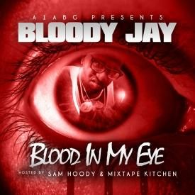 13. Bloody Jay Feat. Playa Fly - Addicted To These Streets  [Prod. By Ferrari Smash]