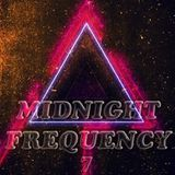 DJ SEANJAY - MIDNIGHT FREQUENCY EP 7 - DJ SEANJAY (Guest Mix - Audiophile) Cover Art