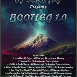 DJ SEANJAY - Sanam Teri Kasam - DJ Mitra & DJ Seanjay Nu Disco Bootleg Cover Art