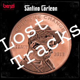 Santino Corleon - Keep The Change: Lost Tracks Cover Art