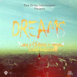 SAVAGE MOVEMENT - Dreams Cover Art