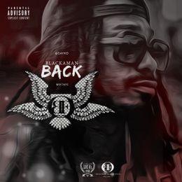 Black Sayko - Blackaman Back Mixtape Cover Art