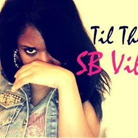 SB Vibes - TIL THEN Cover Art