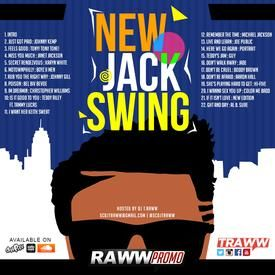 New Jack Swing Mixtape