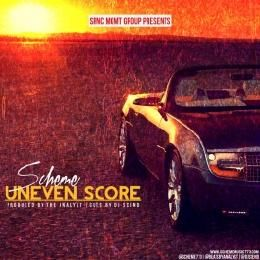SCHEME aka NAVARRO - Uneven Score (produced by The Analyst) Cover Art