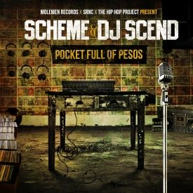 SCHEME aka NAVARRO - Pocket Full of Pesos (Mixtape) Cover Art