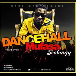 "scolongy - Dancehall Mufasa ""letter to Shatta Wale"" Cover Art"