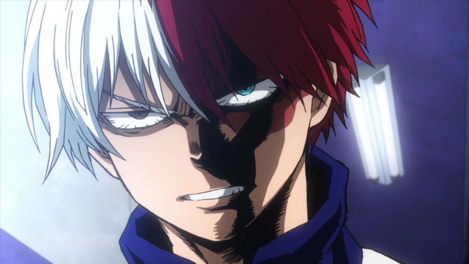 Irreplaceable Todoroki Shōto | Condorito