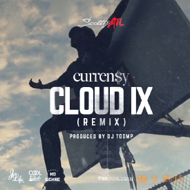 Cloud IX  (Prod by Dj Toomp) - #TREEMix