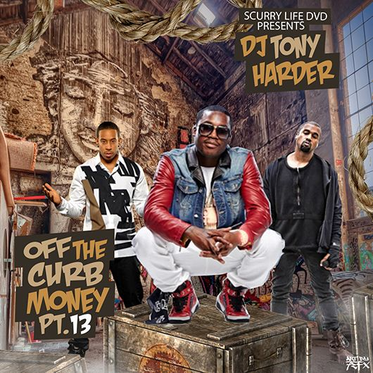 Download Dj Dollar Bill: Scurry Life Dvd Presents DJ Tony Harder
