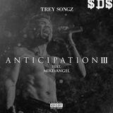 Slowed Down Soundz - anticipation 3 #slowed Cover Art