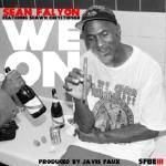 SEAN FALYON - WE ON Cover Art