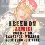 Sermon's Domain - I Been On (Remix) feat. Lil KeKe, Slim Thug, Willie D, Scarface, Z-Ro, & Bun B Cover Art