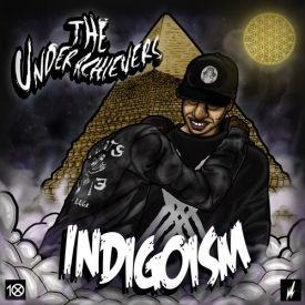 Sermon's Domain - The Underachievers - Indigoism Cover Art