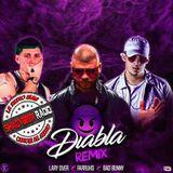 ShadyBeer Radio - Farruko Ft. Lary Over, Bad Bunny - Diabla Remix (ShadyBeer Radio) Cover Art