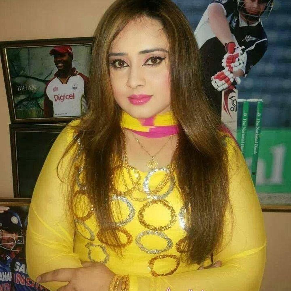 Rahim Shah And Nadia Gul
