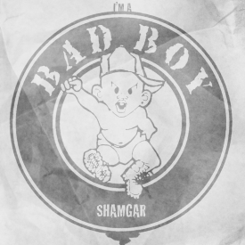 shamGar - i'm A Bad boy Cover Art