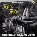 Shane Eli - Lets Ride Cover Art