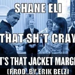 Shane Eli - That Shit Cray Cover Art