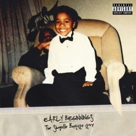 ShaqIsDope - Early Beginnings: The Shaquille Baptiste Story Cover Art