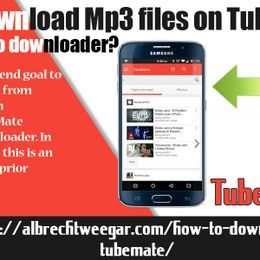 Shawn Green - How To Download Mp3 Files On TubeMate YouTube Video Downloader? Cover Art