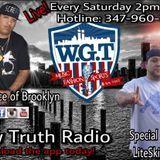 We Got That Radio - we got that ft. Poet LiteSkin 123 -1/28/17 and the Chopping Block w/ arra Cover Art