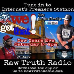 We Got That Radio - We Got That New Years Eve  Show Cover Art