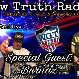 We Got That Radio - We Got That Radio ft. Burnaz Brigante Cover Art