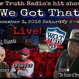 We Got That Radio - We Got That Radio ft. N A Money Cover Art