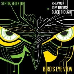 Showoff Radio - Bird's Eye View ft. Raekwon, Joey Bada$$, & Black Thought Cover Art