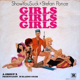 ShowYouSuck - GIRLS, GIRLS, GIRLS Cover Art