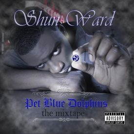 Shun Ward - Pet Blue Dolphins Cover Art