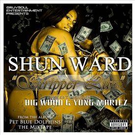 Shun Ward - Stripper Luv Cover Art