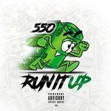 Silent DJ - Run It Up Cover Art