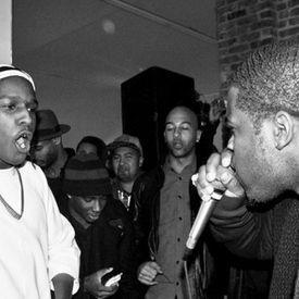 """A$AP Rocky x A$AP Ferg Type Beat - """"Lord"""""""